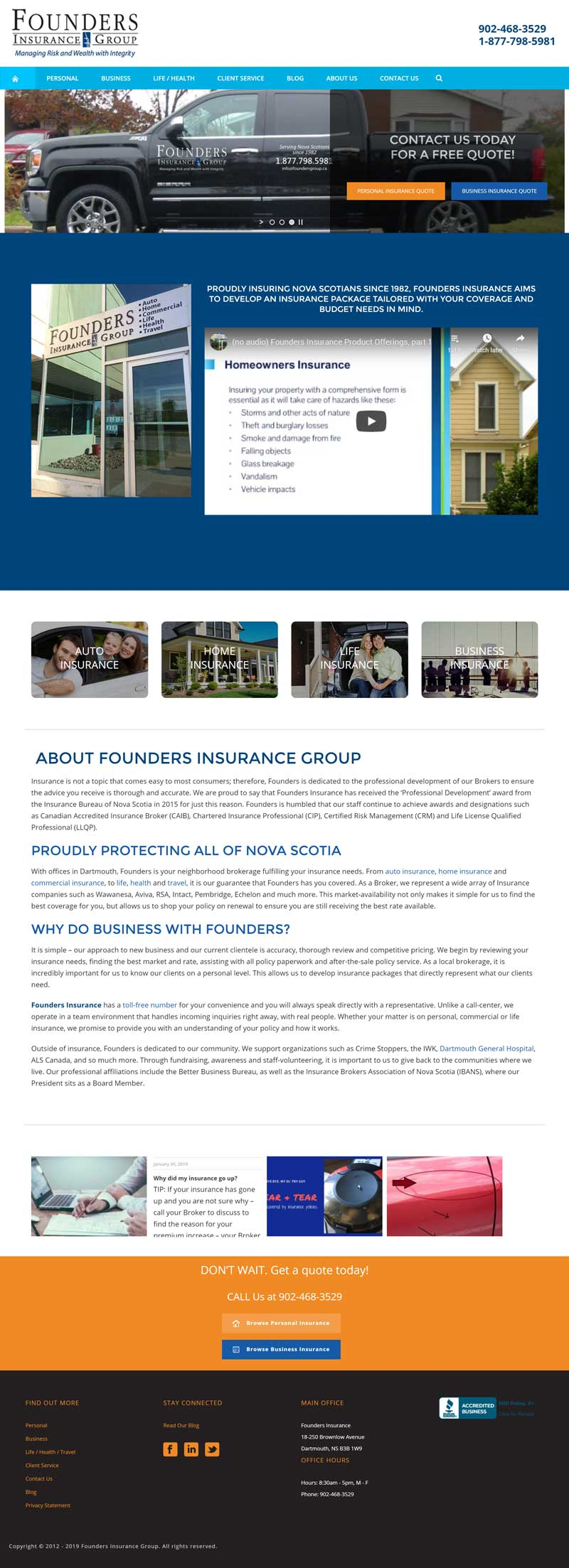 Founders Insurance Group